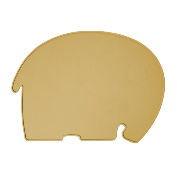 Sebra - Tischset für Kinder, Elefant, savannah