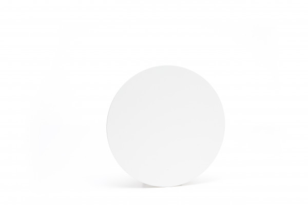 Kids Concept - Wandlampe Kreis weiß