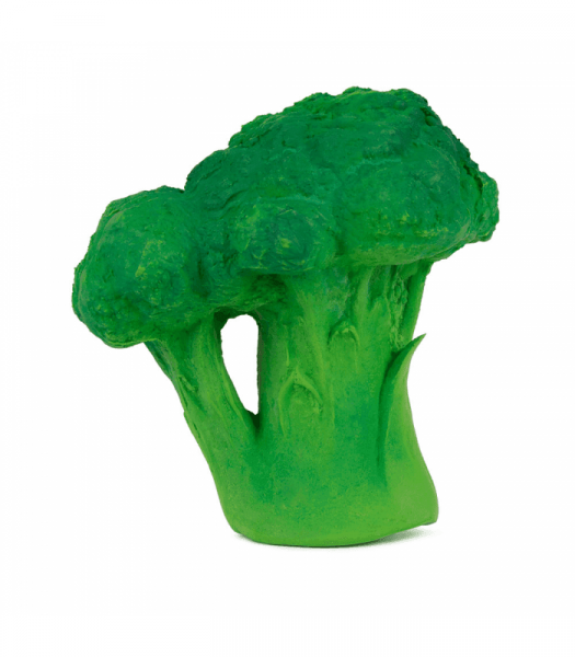 """Oli&Carol - Zahnungshilfe Fruits&Veggies """"Brucy the Broccoli"""""""