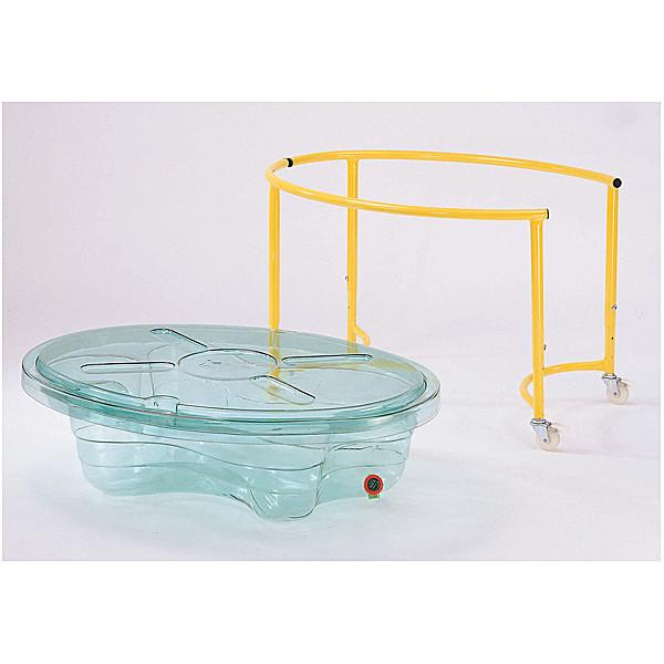 Eduplay - Wasser-/Sandtisch transparent