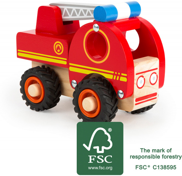 small foot company - Feuerwehrfahrzeug