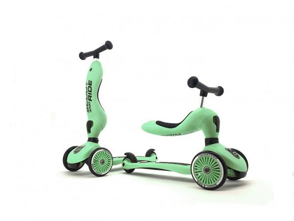 Scoot & Ride - Laufrad/Scooter Highwaykick 1 kiwi