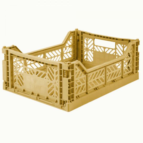 Ay-Kasa - Aufbewahrungsbox MIDI gold