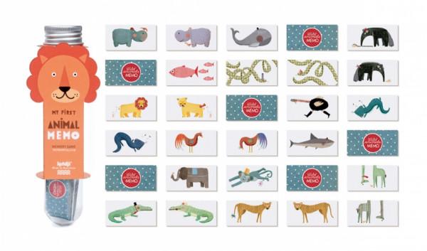Londji - Mini Games Animal Memo