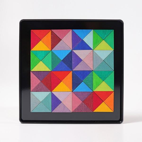 GRIMM'S - Magnetspiel Dreiecke