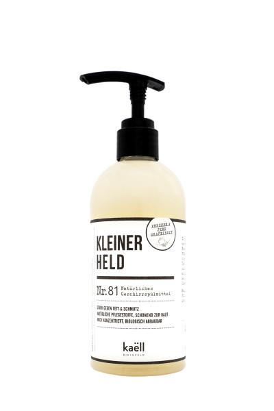 """kaëll BIELEFELD - """"KLEINER HELD"""" 500ml - natürliches Geschirrspülmittel Konzentrat"""