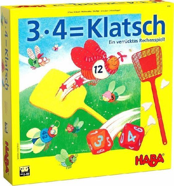 HABA - 3 x 4 = Klatsch
