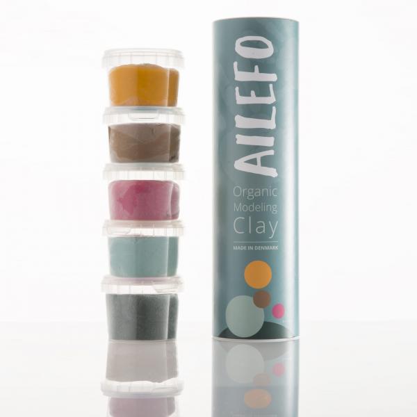 Ailfeo - Knete Set klein