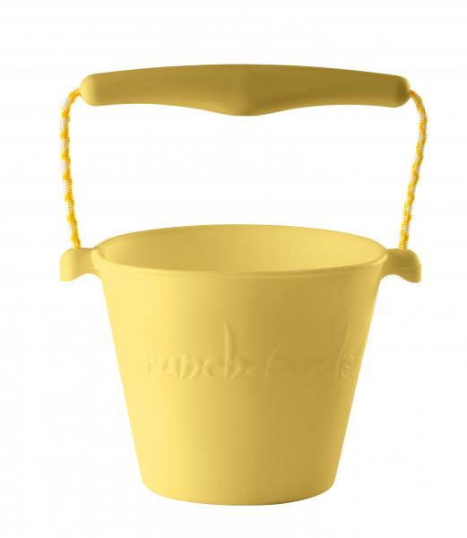 SCRUNCH - Bucket Eimer gelb