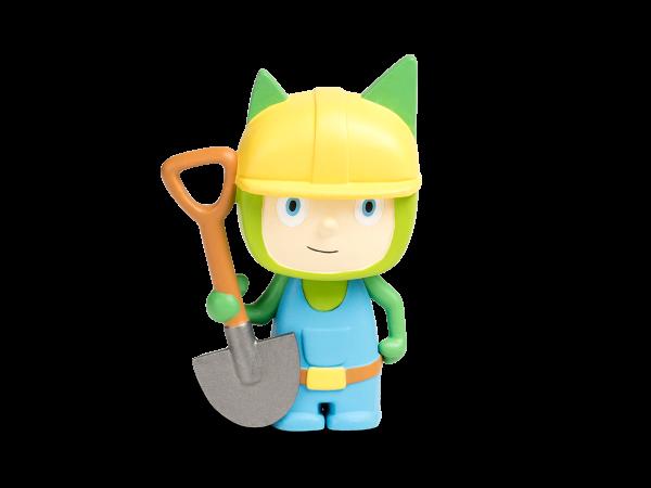 Tonies - Kreativ Bauarbeiter