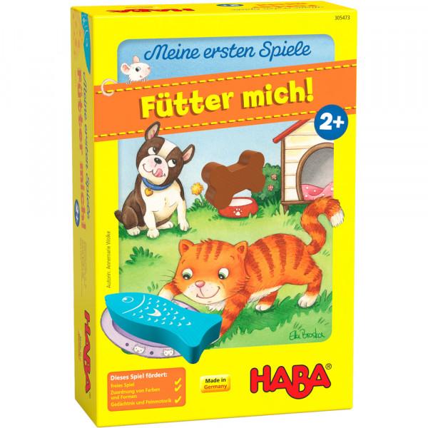 HABA - Kinderspiel - Meine ersten Spiele - Fütter mich!