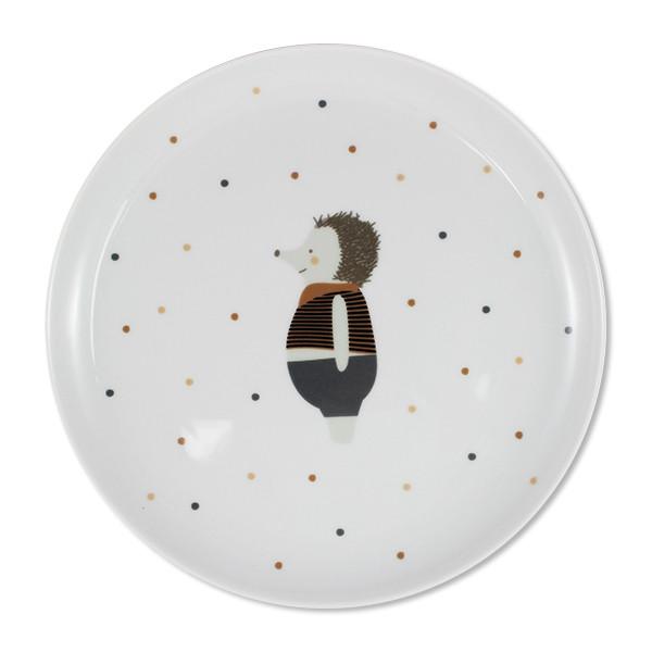 ava&yves - Porzellanteller Igel
