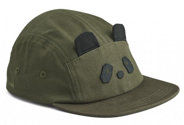 Liewood - Mütze Rory Panda green