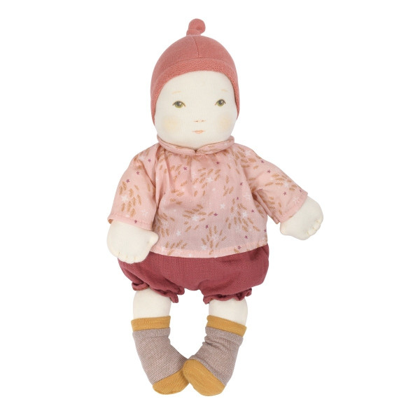 Moulin Roty - Puppe Mädchen