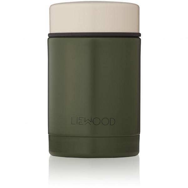 Liewood - Thermobehälter Nadja panda green