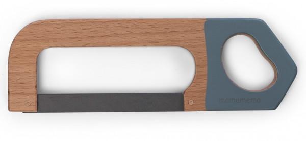 MaMaMeMo - Metallsäge aus Holz