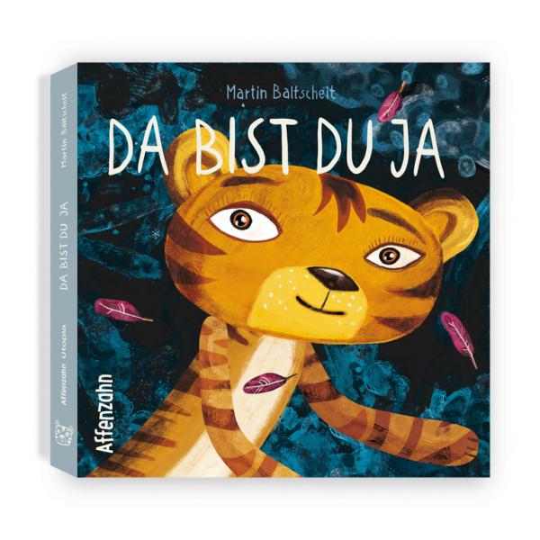 """Affenzahn - Bilderbuch """"Da bist du ja"""""""