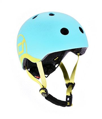 Scoot & Ride - Helm XXS-S blueberry
