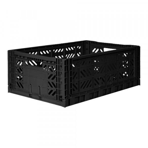 Ay-Kasa - Aufbewahrungsbox MAXI black