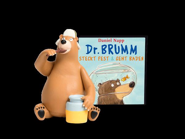 Tonies - Dr. Brumm steckt fest/Dr. Brumm geht baden