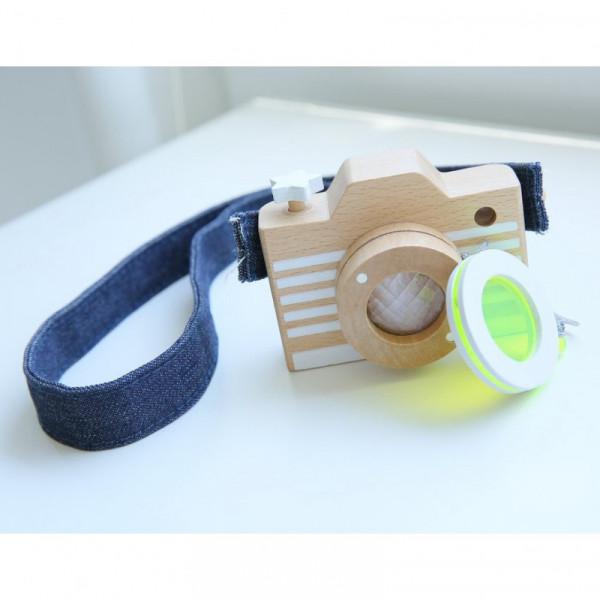 Kiko+ - Kamera gelb