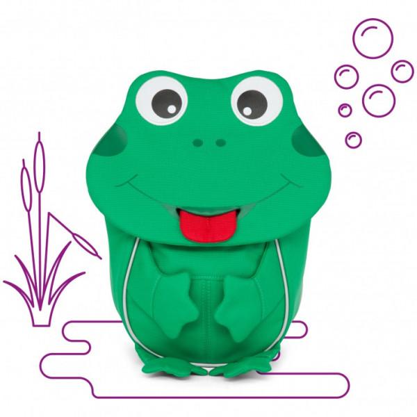Affenzahn - Finn Frosch - kleine Freunde