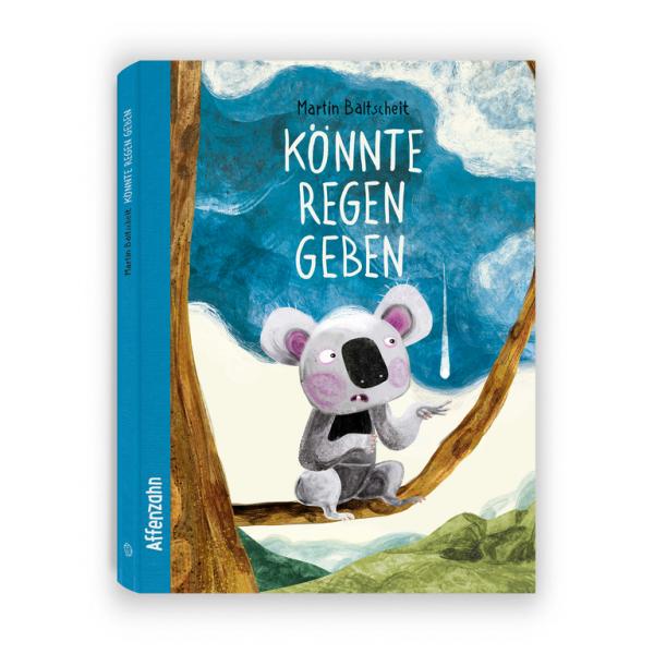 """Affenzahn - Kinderbuch """"Könnte Regen geben"""""""