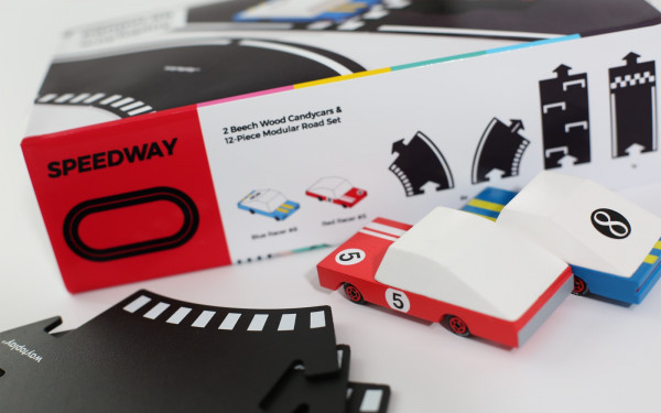 waytoplay x candylab Speedway Set - limitierte Edition