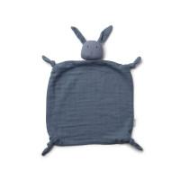 Liewood - Schmusetuch Rabbit blue wave