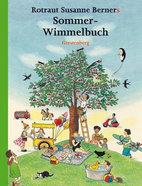 Gerstenberg - Sommer-Wimmelbuch
