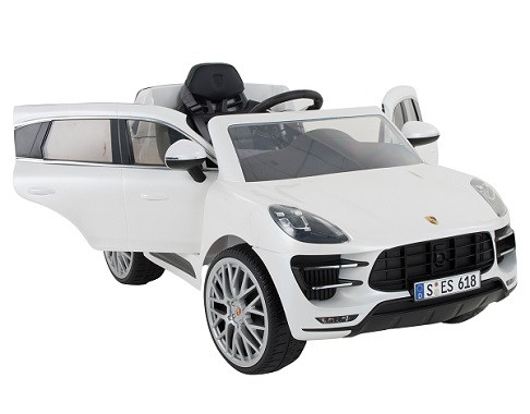 Rollplay - Porsche Macan Turbo mit Fernbedienung