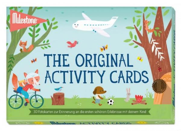 Milestone - Activity Cards