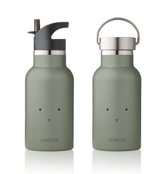 Liewood - Trinkflasche Anker rabbit faune green