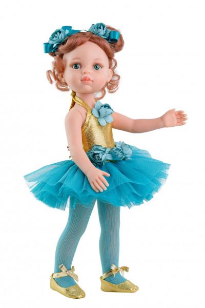 Paola Reina - Spielpuppe Amiga Cristi Ballerina 32 cm