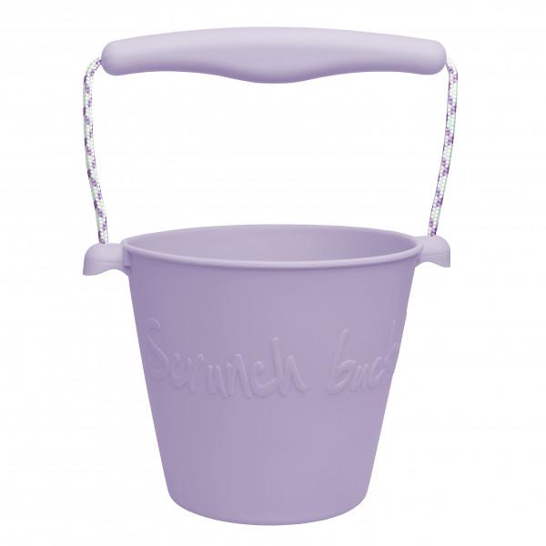 SCRUNCH - Bucket Eimer light dusty purple