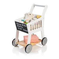 Musterkind - Einkaufswagen - Rubus weiß/grau