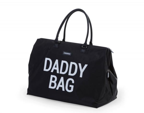 Childhome - Wickeltasche Daddy Bag schwarz