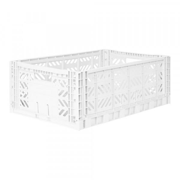Ay-Kasa - Aufbewahrungsbox MAXI white