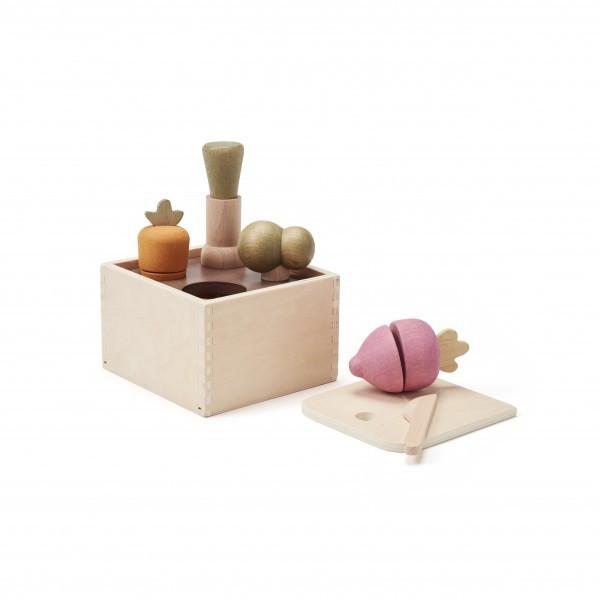 Kids Concept - Sortierspiel Garten Bistro