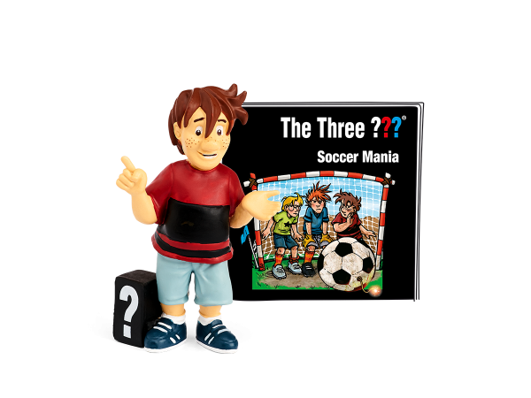 Tonies - The three ???: Soccer Mania (Englische Version)