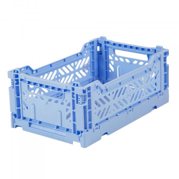 Ay-Kasa - Aufbewahrungsbox MINI baby blue