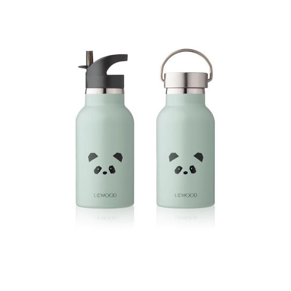 Liewood - Trinkflasche Anker Panda dusty mint