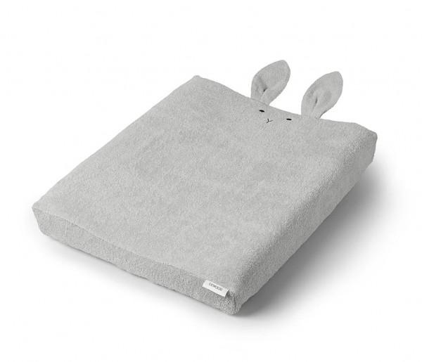 Liewood - Wickelmattenüberzug Egon rabbit dumbo grey