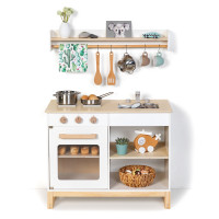 Musterkind - Spielküche MAGNOLIA weiß/natur