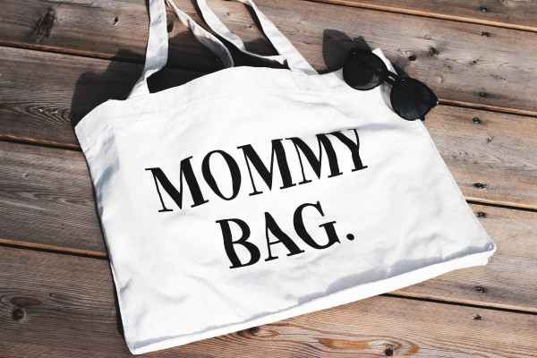Proud to be a Mom - Tasche Mommy Bag