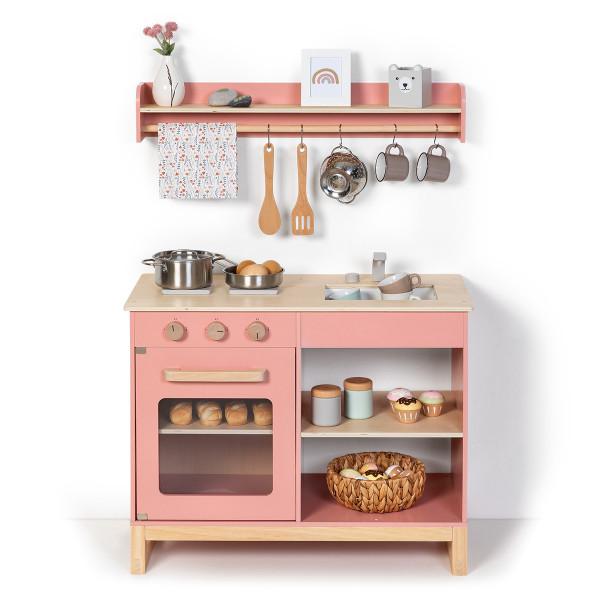 Musterkind - Spielküche MAGNOLIA altrosa/natur