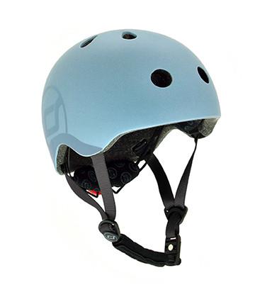 Scoot & Ride - Helm S-M steel