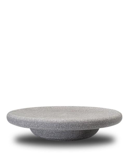 Stapelstein - Balanceboard grau