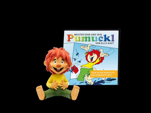 Tonies - Pumuckl: Spur i.d. Werkstatt / Das verkaufte Bett