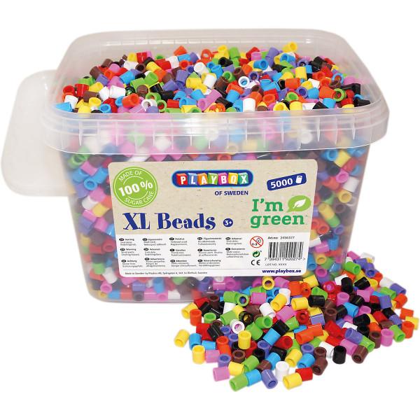 PLAYBOX - ECO XL-Bügelperlen